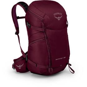 Osprey W's Skimmer 28 Backpack Plum Red